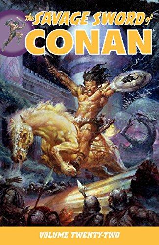 Savage Sword of Conan, Volume 22