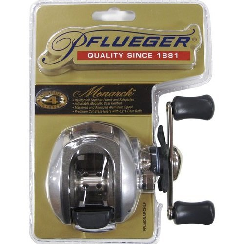 Pflueger Monarch Low Profile Baitcast Reel