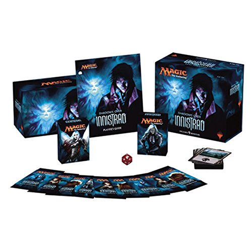 Magic the Gathering MTG-SOI-FP-EN - Shadows over Innistrad Fat Pack - Englisch