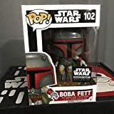Funko POP Star Wars: Boba Fett Action Figure Exclusive Smuggler's Bounty by FunKo