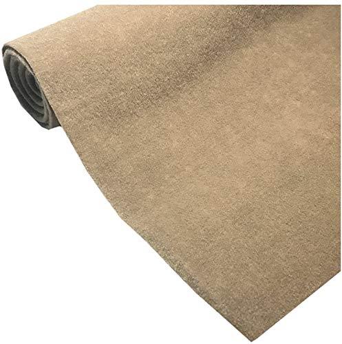 New CC20TAN 20-Feet Long by 4 Feet Wide, 80 Square Feet TAN Carpet for Speaker Sub Box Carpet Home, Auto, RV, Boat, Marine, Truck, Car Trunk Liner