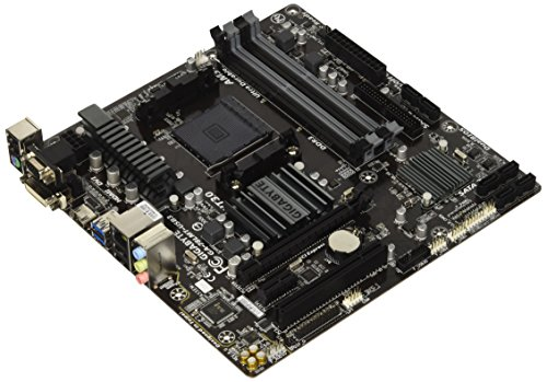 Gigabyte AM3+ AMD DDR3 1333 760G HDMI USB 3.0 Micro ATX Motherboard GA-78LMT-USB3