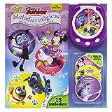 Disney Junior. Melodías mágicas: Libro de cuentos y reproductor musical (Disney. Otras propiedades)