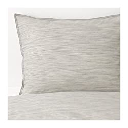 top rated IKEA king size duvet cover and pillowcase, beige 1228.112314.3426 2021