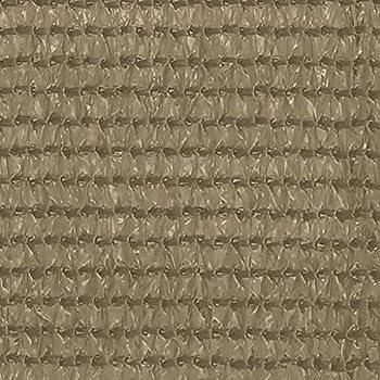 vidaXL Tapis de Tente Tapis de Voyage de Camping Tapis de Patio Auvent de Caravane Extérieur Résistance aux Intempéries 200x300 cm Taupe