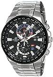 Casio Men's Edifice EFR550D-1AV Silver Stainless-Steel Japanese Quartz Diving Watch