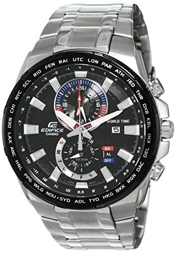 Casio Edifice Chronograph Black Dial Men's Watch - EFR-550D-1AVUDF(EX262)