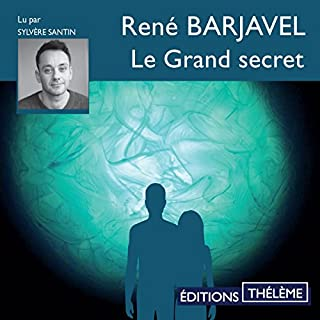 Couverture de Le grand secret
