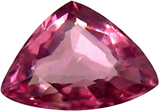 0.52 ct AAA+ Grade Octagon Shape (6 x 4 mm) Unheated Pink Malaya Garnet Natural Loose Gemstone