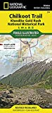 Chilkoot / Klondike Gold Rush: National Geographic Trails Illustrated Alaska: Trails Illustrated National Parks (National Geographic Trails Illustrated Map, Band 254)