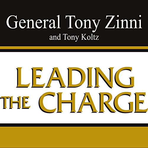 Leading the Charge audiobook cover art