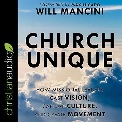 Church Unique audiobook cover art