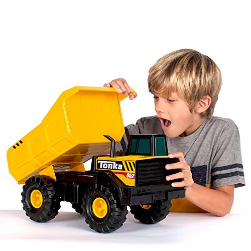 Basic Fun Tonka - Steel Classics Mighty Dump Truck