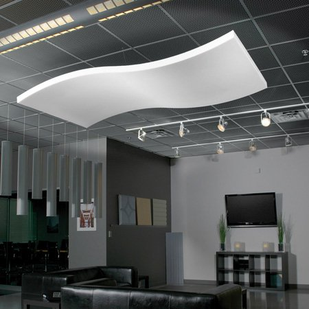 Sonex WWC-2 Whisper Wave Clouds - 24in x 48in Acoustical...