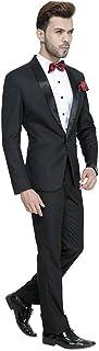 House of Sensation Latest Coat Pant Designs Suit Men Vintage r Formal Wedding Suits for Men Men's Classic Suit 2 Pieces Me...