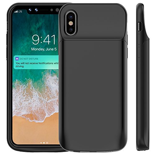 Coque Batterie iPhone XS/X 6000mAh