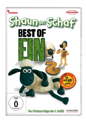 Shaun das Schaf - Best of Eins (inkl. Shaun Sticker, exklusiv bei Amazon.de)