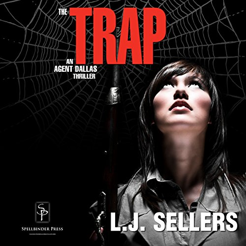 The Trap audiobook cover art