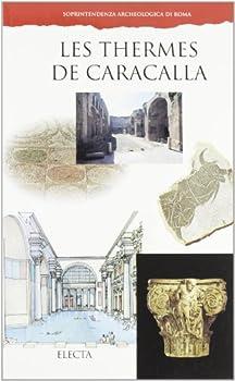 Paperback Les thermes de Caracalla Book