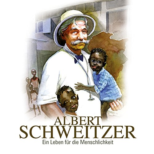 Albert Schweitzer  Titelbild