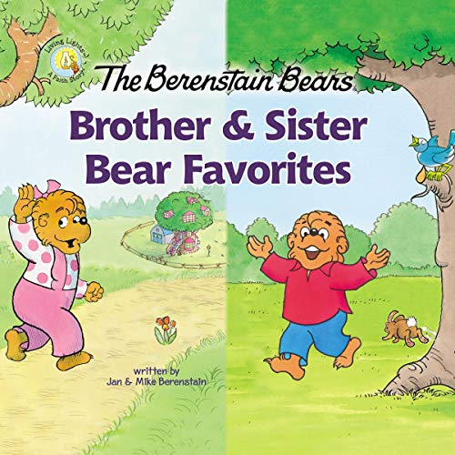 Couverture de The Berenstain Bears Brother and Sister Bear Favorites