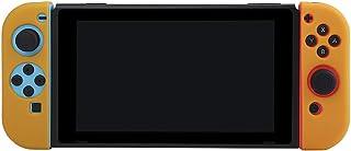 Docooler BUBM Game Pad Controller Case Capa Protetora para Nintendo Switch Silicone Joy-Con Case (L/R) Case Proteção Macia...
