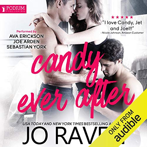 Candy Ever After cover art