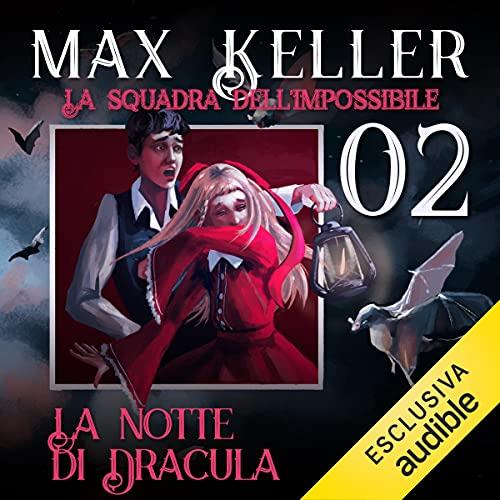 La notte di Dracula copertina
