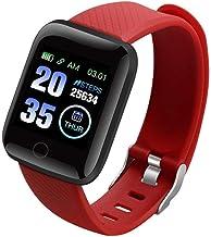 Smart Watchespolsbandje Hartslagmeter Kijk Bloeddrukmeting Stappenteller Smart Band waterdicht