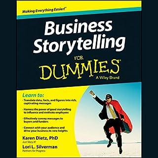Business Storytelling for Dummies cover art