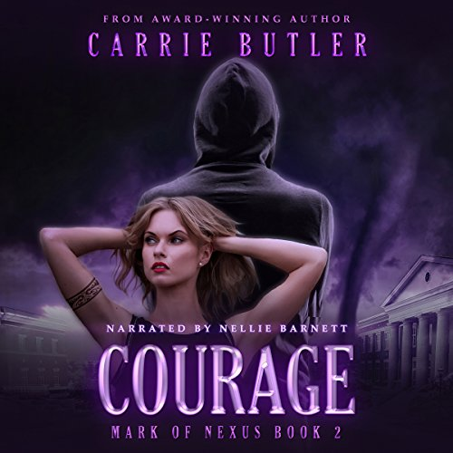 Courage audiobook cover art