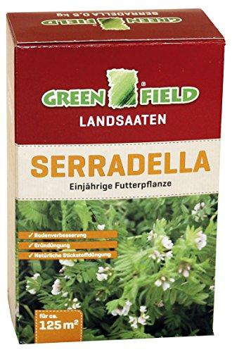 Greenfield 63785 Serradella, 500 g
