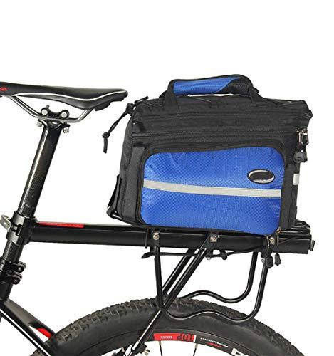 ZHTY Fahrrad-Packtasche hinten,...