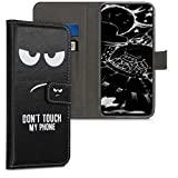 kwmobile Wallet Case Compatible with Samsung Galaxy M20
