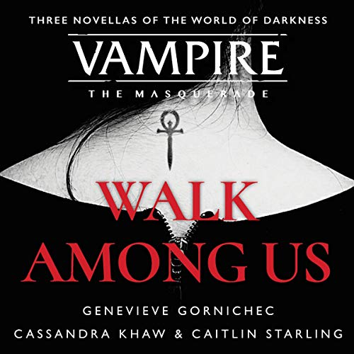 Walk Among Us audiobook cover art