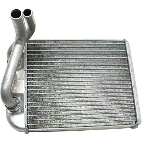 Heater Core 98-05 Compatible with Chevy S10 P/Up Blazer 8.25 x 7.12 x 1.38 in. 0.75 in 0.62 Out
