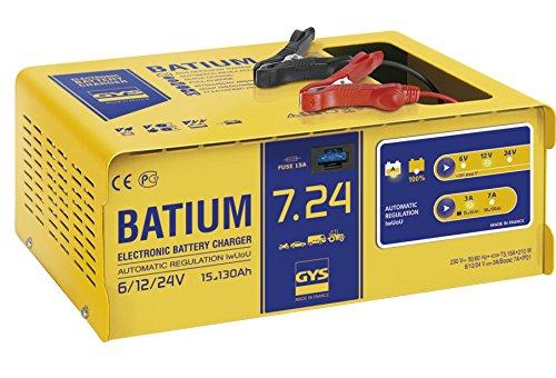 GYS 024502 BATIUM 7.24 Chargeur de batterie électronique