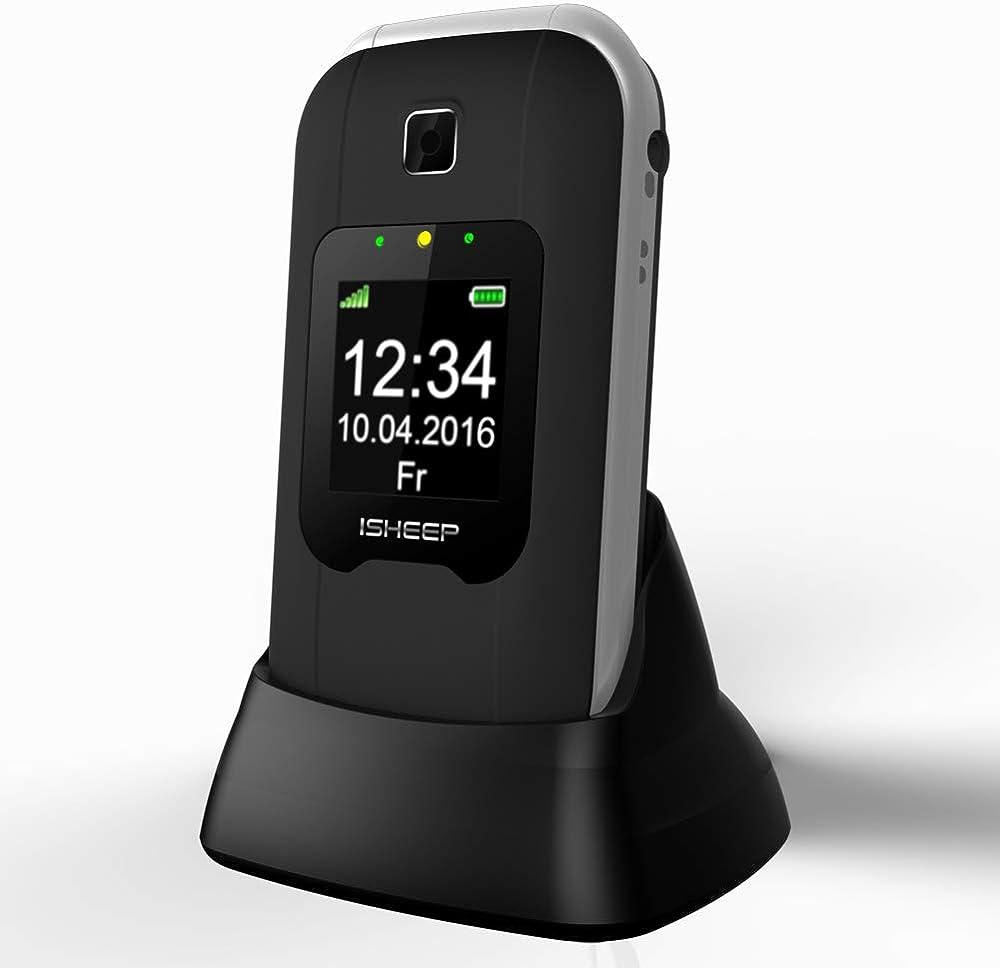 Isheep sg220 telefono cellulare per anziani