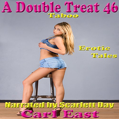 A Double Treat 46 audiobook cover art
