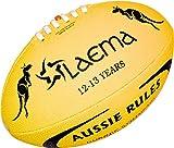 LAEMA Advance Aussie Rules Football Hitech Pin Grip Synthetic...