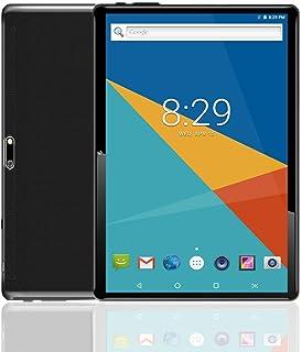 """Tablet Android con doppio slot per schede SIM sbloccato 10.1 """"Schermo in vetro IPS Octa Core 4 GB RAM 64 GB ROM 3G Phablet..."""