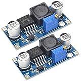 7 volt voltage regulator - 2pcs Adjustable DC-DC Buck Boost Converter Automatic Wide Voltage Regulator XL6009 DC to DC 5-32 V to 1.25-35V Step up Down Voltage Module