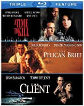 Time to Kill / Pelican Brief / The Client