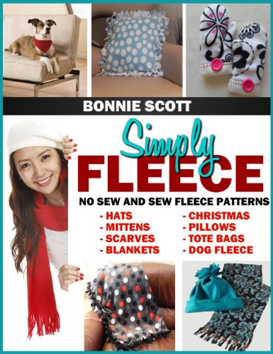 Simply Fleece by [Bonnie Scott]