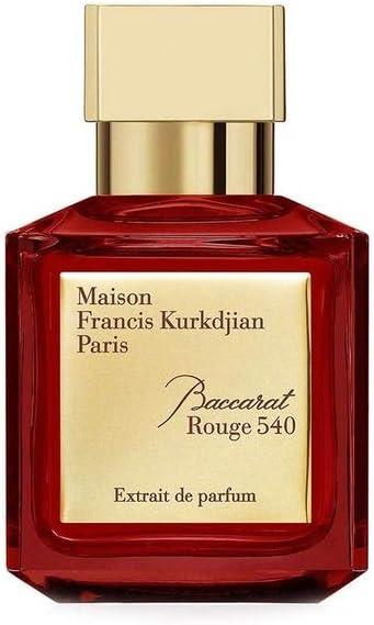 Baccarat Rouge 540 by Maison Francis Kurkdjian Extrait De Parfum Spray 2.4 oz / 71 ml (Women)