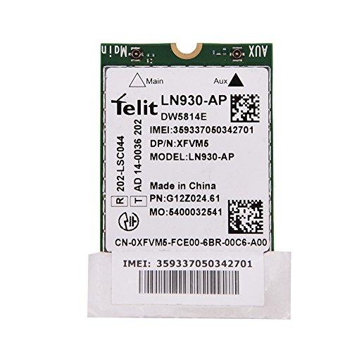 Tonysa 4G mini-module, draagbaar bord, LTE NGFF WWAN M.2-kaart voor high-throughput-apparaten zoals PDA/e-books/tablets enz. Met GNSS/A-GPS-functie/transmissiesnelheid van 50-150 Mbps