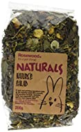 Rosewood Boredom Breaker Natural Treat NatureS Salad, 200 g