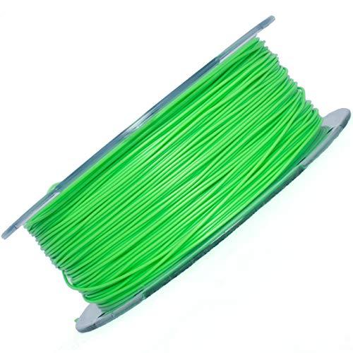 PRILINE TPU-1KG 1.75 3D Printer Filament, Dimensional Accuracy +/- 0.03 mm, 1kg Spool,Cyan