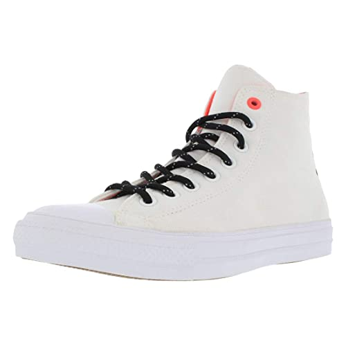 5a09e19a0000d4 Converse Chuck Taylor II Whit Canvas Fashion Sneakers White
