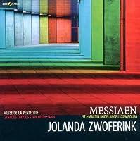 Messiaen: Messe De La Pentecote by JOLANDA ZWOFERINK